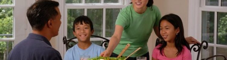 Make Vegetables Fun for Children